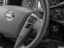 2019 Nissan NV2500 HD Cargo SV V6, steering wheel controls (right side)