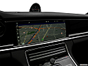 2019 Porsche Panamera, driver position view of navigation system.