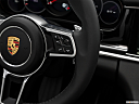 2019 Porsche Panamera, steering wheel controls (right side)