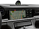 2019 Porsche Panamera 4 E-Hybrid, driver position view of navigation system.