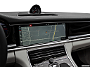 2019 Porsche Panamera 4S Executive, driver position view of navigation system.