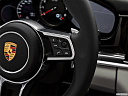 2019 Porsche Panamera 4S Executive, steering wheel controls (right side)