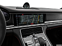 2019 Porsche Panamera GTS, driver position view of navigation system.