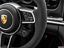 2019 Porsche Panamera GTS, steering wheel controls (right side)