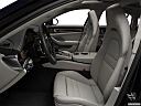 2019 Porsche Panamera Turbo, front seats from drivers side.