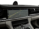 2019 Porsche Panamera Turbo, driver position view of navigation system.