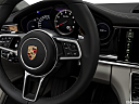 2019 Porsche Panamera Turbo, steering wheel controls (right side)
