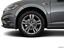 2019 Volkswagen Jetta 1.4T R-Line, front drivers side wheel at profile.