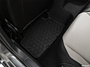 2019 Volkswagen Jetta 1.4T R-Line, rear driver's side floor mat. mid-seat level from outside looking in.