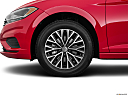2019 Volkswagen Jetta 1.4T SE, front drivers side wheel at profile.