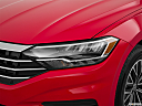2019 Volkswagen Jetta 1.4T SE, drivers side headlight.