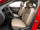 2019 Volkswagen Jetta 1.4T SE, front seats from drivers side.