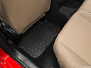 2019 Volkswagen Jetta 1.4T SE, rear driver's side floor mat. mid-seat level from outside looking in.