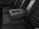 2019 Volkswagen Jetta GLI S, rear center console with closed lid from driver's side looking down.