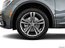 2019 Volkswagen Tiguan SEL R-Line, front drivers side wheel at profile.