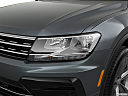 2019 Volkswagen Tiguan SEL R-Line, drivers side headlight.