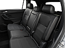 2019 Volkswagen Tiguan SEL R-Line, rear seats from drivers side.