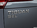 2019 Volkswagen Tiguan SEL R-Line, rear model badge/emblem