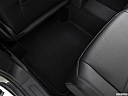 2019 Volkswagen Tiguan SEL R-Line, rear driver's side floor mat. mid-seat level from outside looking in.