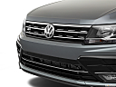 2019 Volkswagen Tiguan SEL R-Line, close up of grill.