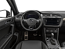 2019 Volkswagen Tiguan SEL R-Line, steering wheel/center console.