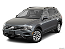 2019 Volkswagen Tiguan SE, front angle view.