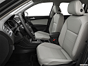 2019 Volkswagen Tiguan SE, front seats from drivers side.