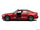2019 Volvo S60 T5 Inscription, driver's side profile with drivers side door open.