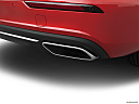 2019 Volvo S60 T5 Inscription, chrome tip exhaust pipe.