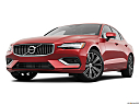 2019 Volvo S60 T5 Inscription, front angle view, low wide perspective.