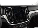 2019 Volvo S60 T5 Inscription, driver position view of navigation system.