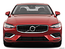 2019 Volvo S60 T5 Inscription, low/wide front.
