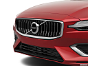 2019 Volvo S60 T5 Inscription, close up of grill.