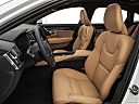 2019 Volvo S90 T5 Momentum, front seats from drivers side.