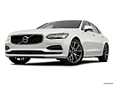 2019 Volvo S90 T5 Momentum, front angle view, low wide perspective.