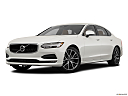 2019 Volvo S90 T5 Momentum, front angle medium view.