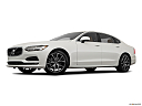 2019 Volvo S90 T5 Momentum, low/wide front 5/8.