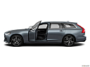 2019 Volvo V90 T6 AWD R-DESIGN, driver's side profile with drivers side door open.