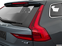 2019 Volvo V90 T6 AWD R-DESIGN, passenger side taillight.