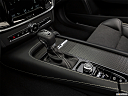 2019 Volvo V90 T6 AWD R-DESIGN, gear shifter/center console.