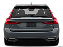 2019 Volvo V90 T6 AWD R-DESIGN, low/wide rear.