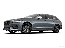 2019 Volvo V90 T6 AWD R-DESIGN, low/wide front 5/8.