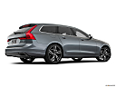 2019 Volvo V90 T6 AWD R-DESIGN, low/wide rear 5/8.