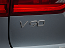 2019 Volvo V90 T6 AWD R-DESIGN, rear model badge/emblem