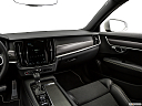 2019 Volvo V90 T6 AWD R-DESIGN, center console/passenger side.