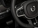 2019 Volvo V90 T6 AWD R-DESIGN, steering wheel controls (left side)