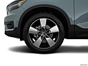 2019 Volvo XC40 T5 Momentum AWD, front drivers side wheel at profile.