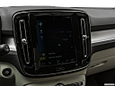 2019 Volvo XC40 T5 Momentum AWD, driver position view of navigation system.
