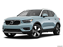 2019 Volvo XC40 T5 Momentum AWD, front angle medium view.