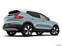 2019 Volvo XC40 T5 Momentum AWD, low/wide rear 5/8.